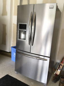 Counter Depth, Stainless Steel, Frigidaire Refrigerator