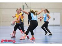 Netball in East London