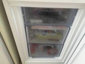 Swan slim fridge freezer