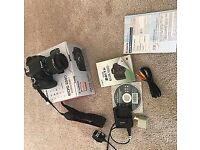 Canon EOS 600D (rebel Ti) EF-S 18-55 lens etc LIKE NEW