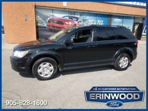 2010 Dodge Journey SE7 PASS / F+R HEAT-AIR / PWR GRP