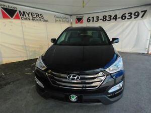 2014 Hyundai Santa Fe Sport 2.4 WITH BLUETOOTH AND HEATED SEATS!