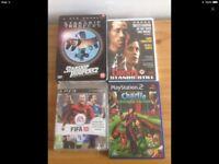 DVD & Game Bundle