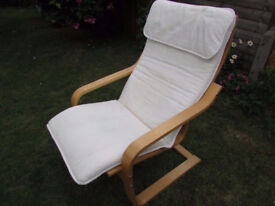 Ikea armchair removable covers