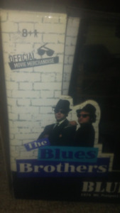 Diecast blues brothers car model