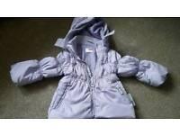 Baby jacket 6-9 mths