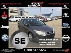 2012 Ford Focus SE   Luxurious   Compact