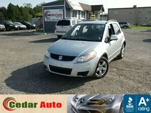 2010 Suzuki SX4 JX AWD - Local Trade - Low Kms