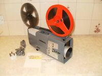 Dual 8mm Cine Film Projector.