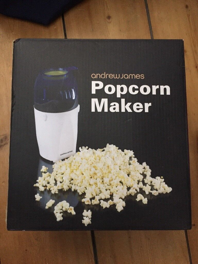 Popcorn Maker (never used)
