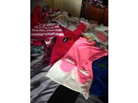 Bundle of girls clothes 8 to 10yr