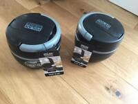 Camping food storage containers