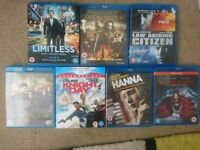 Blu ray assortment