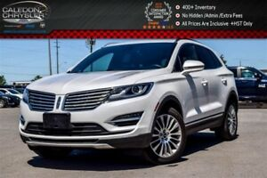 2016 Lincoln MKC Reserve|AWD|Navi|Pano Sunroof|Backup Cam|Blueto