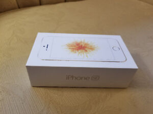 IPhone SE new condition