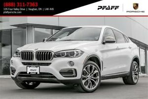 2016 BMW X6 xDrive35i OFF LEASE