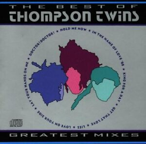 Best of the Thompson Twins/Greatest Mixes-Excellent + bonus