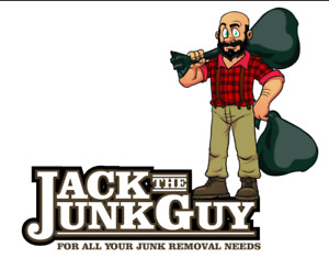 JACK THE JUNK GUY all your junk removal needs! $60 per load