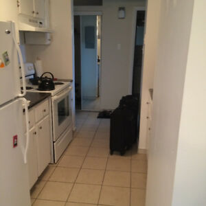 sublet for sept downtown apartment