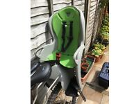Hamax Kiss Child Bike Seat/Carrier (rear mounted)