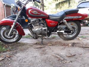Fantastic starter bike