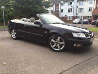SAAB 9-3 2005 Low Mileage Automatic 1 owner 1 year MOT