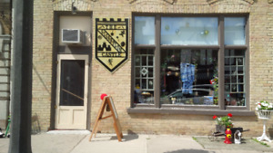 Business with small town charm for sale