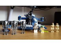 Lego Star Wars Armoured Assault Tank (AAT) 8018 (BOX AND INSTRUCTIONS INCLUDED)