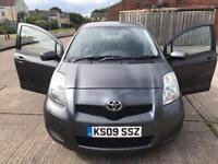 Toyota Yaris 1.33 5 door 2009