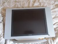 technosonic lcd tv 20in screen (not HDMI )