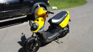 Yamaha bw's 2009 1300$FERME