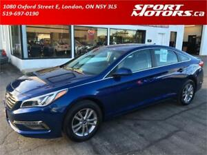 2017 Hyundai Sonata GLS! Bluetooth! Back Up Camera! Touch Screen
