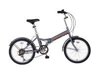 Brand new 1day old Challenge Folding Bike