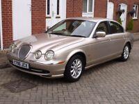 jaguar s type 3.0 automatic mot july 18