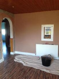 Plastered To Perfection. 20 % off all jobs!