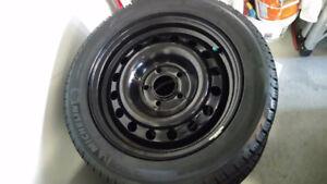Hyundai Elantra Winter Tires Rims 5x114.3 lug - Michelin X-ICE X