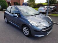 ***2007 PEUGEOT 207 S 1.4cc NEW TIMING BELT & WATER PUMP FITTED TODAY! GREAT CONDITION LADY OWNER***
