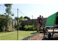 Omlet movable poultry fencing