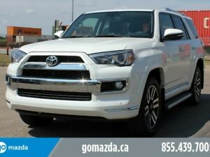 2016 Toyota 4Runner Limited 7 passenger Leather Sunroof Remote s