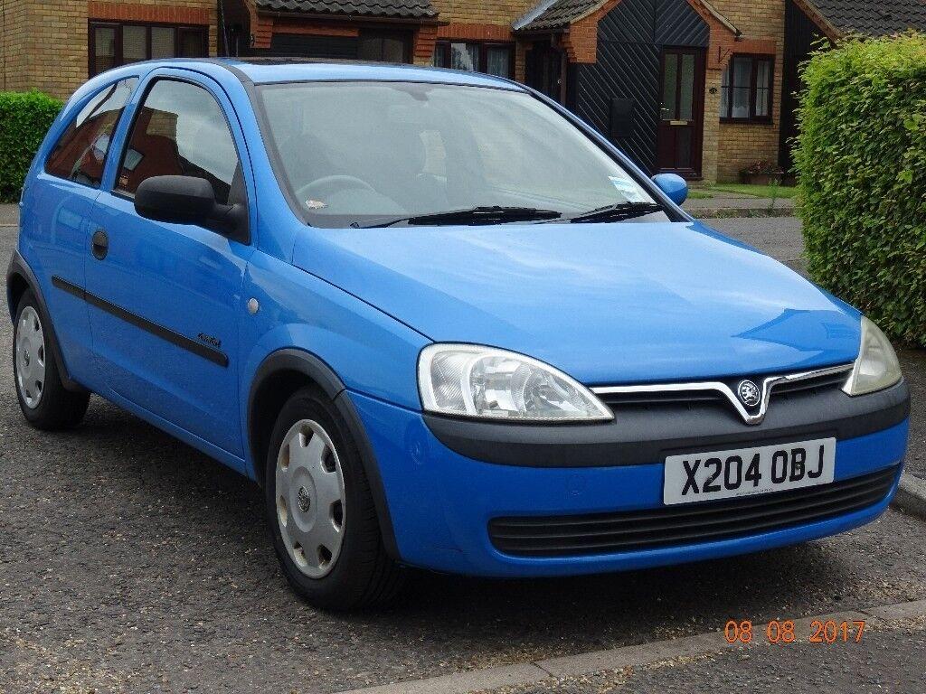 2000 Vauxhall Corsa C 1.2 16v Comfort