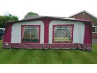 AWNING AND ANNEX