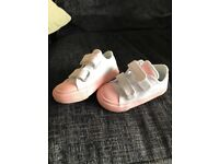 Girls Toddler Converse Trainers