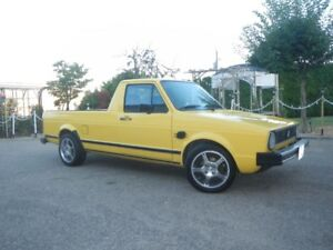 1982 Volkswagen Rabbit Caddy Pickup Truck