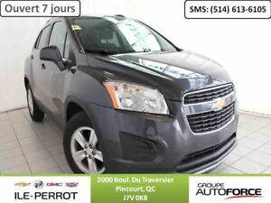 2014 CHEVROLET TRAX FWD LT CROSSOVER TURBO, Controles Volant, CR