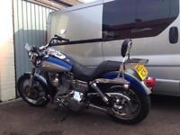 Harley Davidson Dumaglide custom
