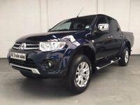 2015 MITSUBISHI L200 DOUBLE CAB 4WD ***BRAND NEW CONDITION***