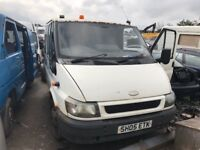 Ford Transit 2005 year -spare parts available