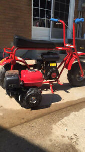 Baja Dirt Bug Mini Bike Dirt Bike 6.5 HP