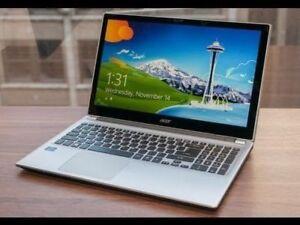 Laptop Acer Aspire E5-411-P56B, 8GB Memoire, 500GB HD