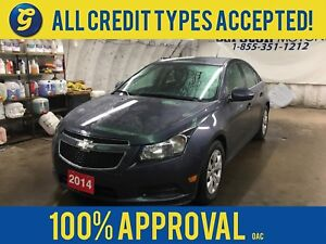 2014 Chevrolet Cruze LT*TURBO*PHONE CONNECT*KEYLESS ENTRY*POWER